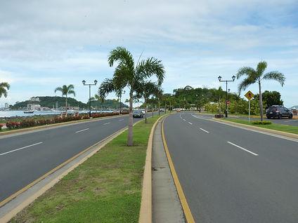 Amador Causeway, Panama city au Panama