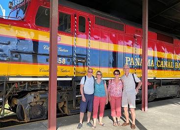 Train Panama Aypapaaa