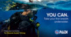 PADI Discover Scuba Diving Grand Cayman