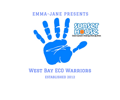 West Bay ECO Warriors logo