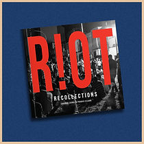 Cover art of riot recollections