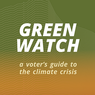 Singapore elections greenwatch campaign. Voter's guide to the climate crisis.