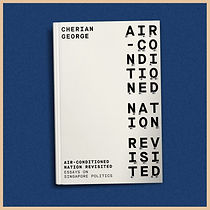 Cover art of Air-conditioned nation revisited