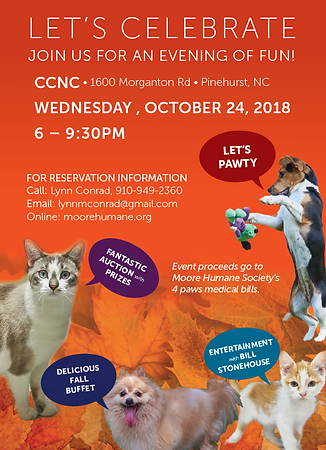 EVENTS In Moore County NC