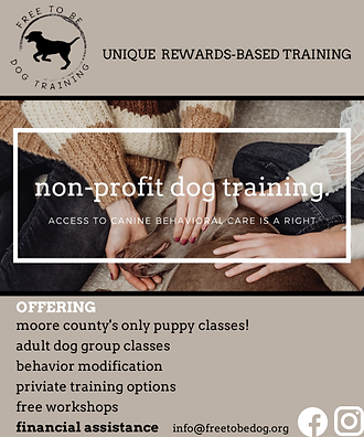 Free to be Dog Training Ad.png