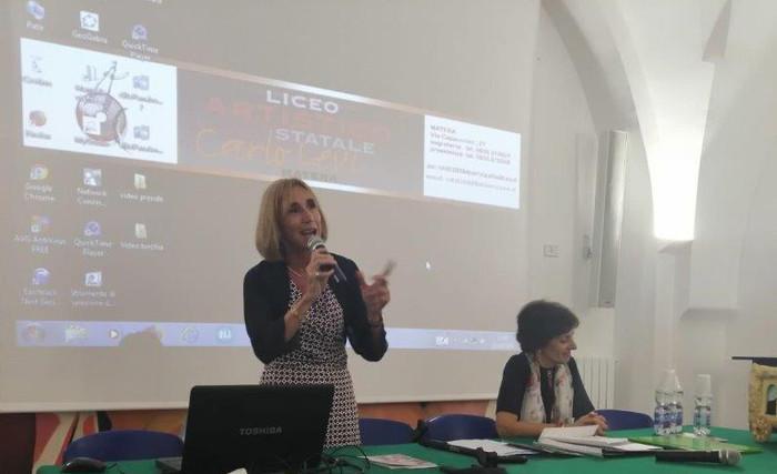 Flaminia Giorda, Dirigente Tecnico MIUR
