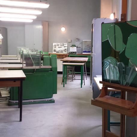 Macchinari dei Laboratori