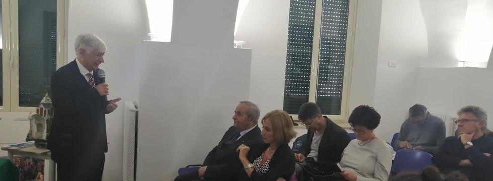 Carlo Carli Presidente Essia