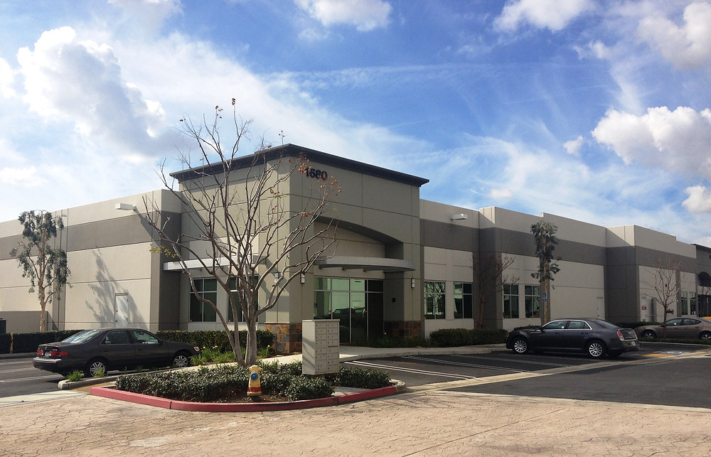 Get Started in Commercial Real Estate Investing in the Inland Empire a photo of a multi tenant industrial park