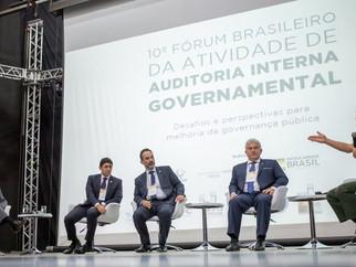 DICON realiza 10º Fórum Brasileiro de Auditoria Governamental