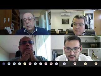 DICON mantém a realização de suas reuniões, de forma virtual, no ano de 2020.