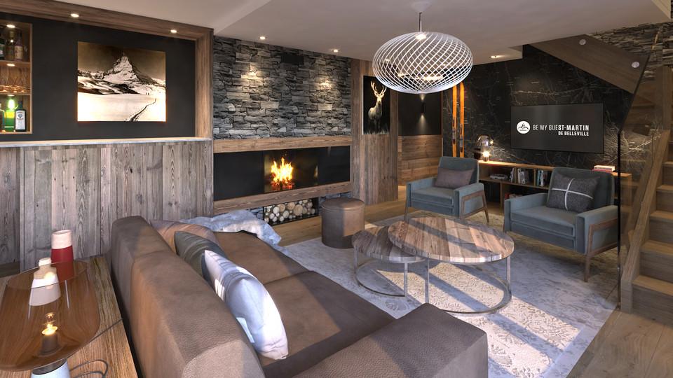 Appartement 180m² - Saint-Martin de Belleville (73)