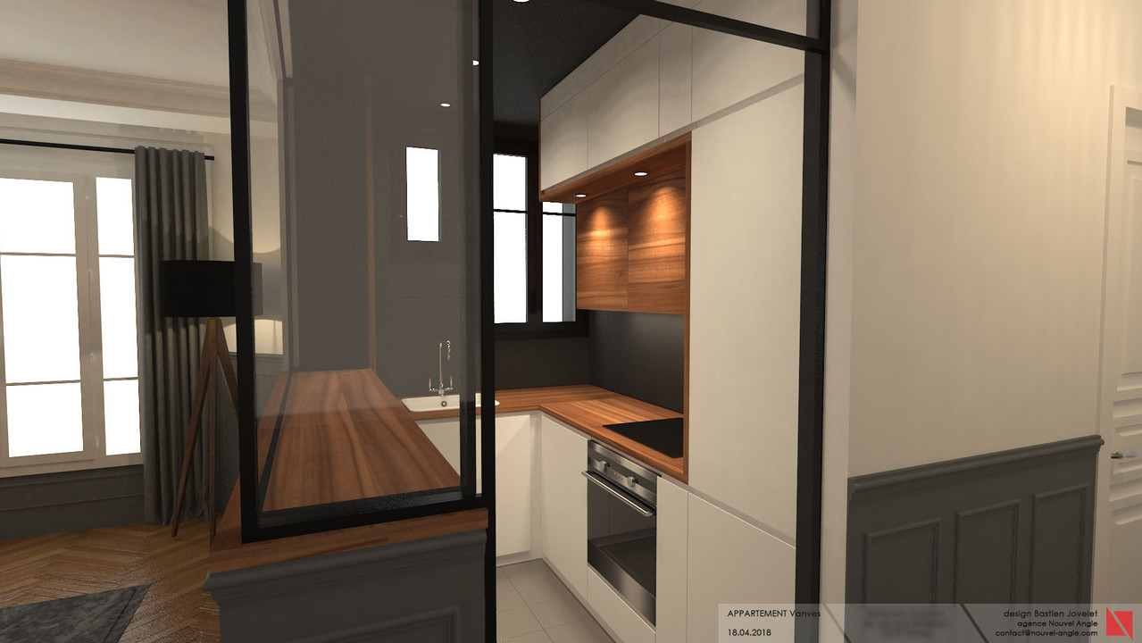 Appartement - Vanves (92)