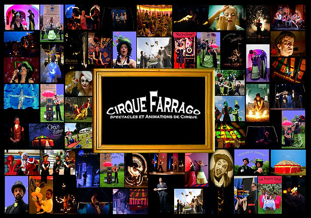 Cirqu Farrrago, spectacles et animations de cirque