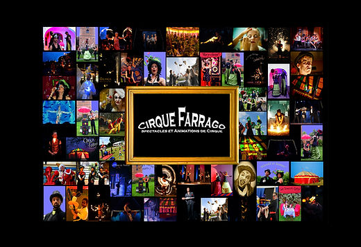Cirque Farrago, spectacles et animations de cirque