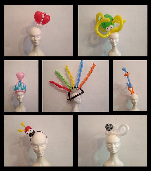 Let's twist again! Sculpture de ballons et autres fantaisies. Une animation du Cirque Farago