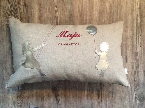 "Kissen ""Maja"""