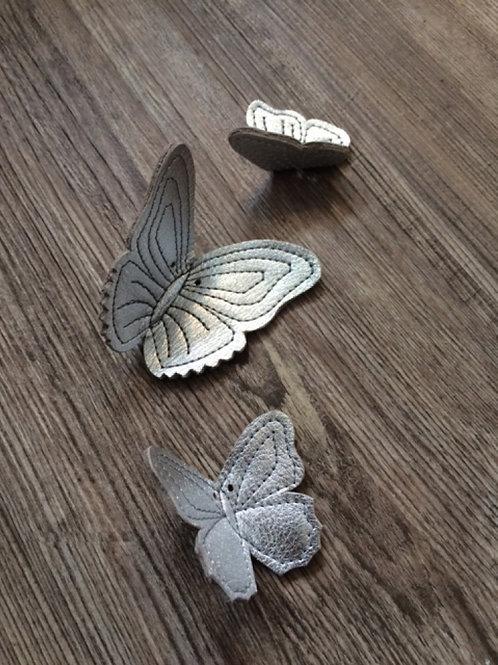 Schmetterling fürs Haar oder Brautstrauß