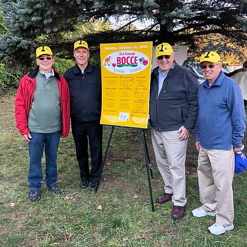 Third Annual Bocce Tournament