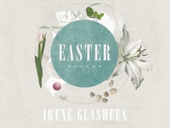Easter Season Reflections: Irene Glasheen