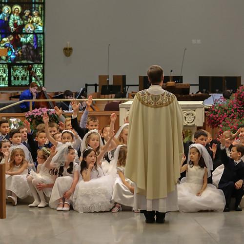 2018 1st Eucharist
