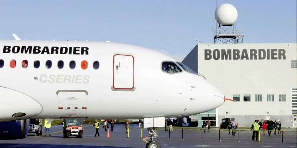 Lunch With Mr. Cookman's at Bombardier Commercial Aircraft Services