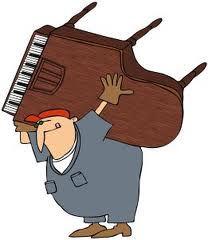 Piano Hauling - Grands