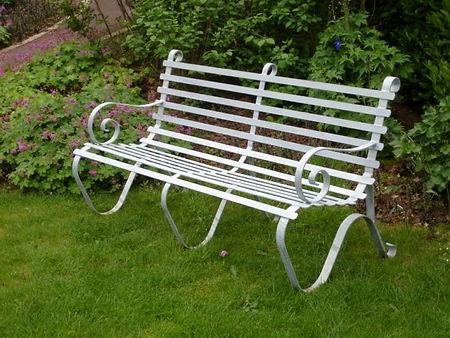 Caple Forge 1500mm (5') Galvanized Seat