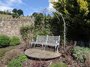 Caple Forge 1.5m (5') Galvanised Garden Seat