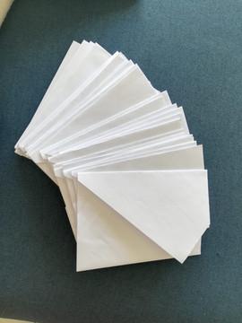 Envelope recyclée
