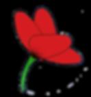 Logo En Vert et Rouge