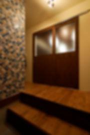 大阪市の住宅リノベーション | 大阪市 | Cooplanning | 大阪市中央区 空堀の注文住宅 玄関