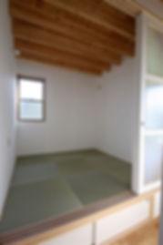 大阪府箕面市の注文住宅 | 大阪 | Cooplanning | 箕面の店舗付き住宅 内観.2階和室