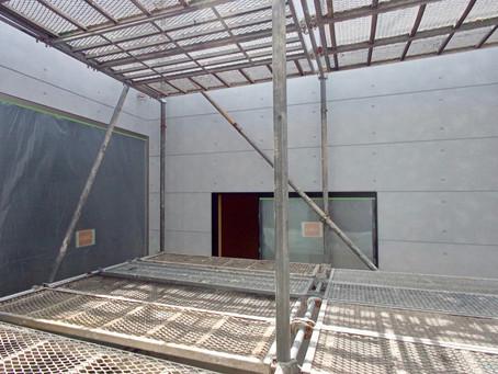 大阪府羽曳野の住宅 新築工事