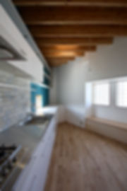 大阪府箕面市の注文住宅 | 大阪 | Cooplanning | 箕面の店舗付き住宅 内観.2階オーダーキッチンダイニング