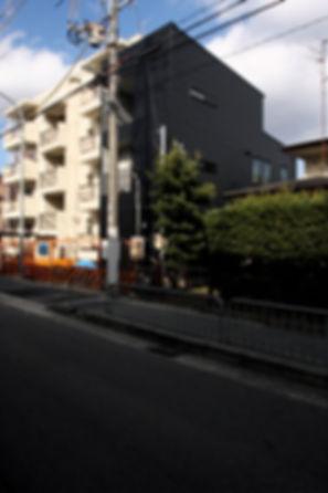 大阪府池田市の注文住宅 | 大阪 | Cooplanning | 池田の家 外観.木造3階建て