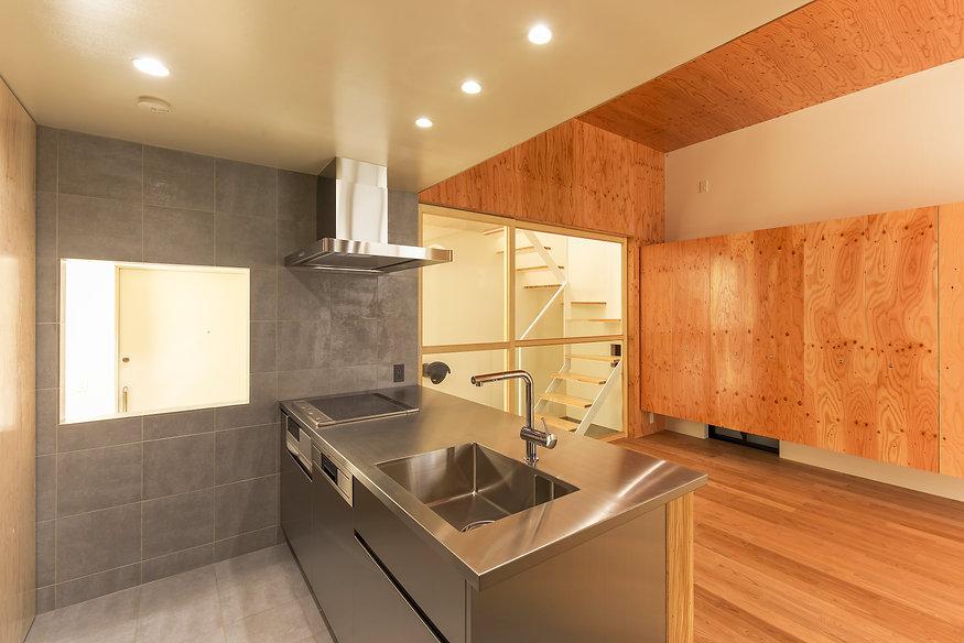 大阪のデザイン住宅   住宅設計室 クープランニング   新築一戸建て