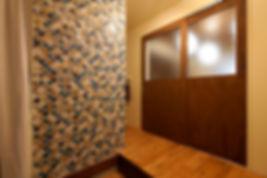 大阪市の住宅リフォーム | 大阪市 | Cooplanning | 大阪市中央区 空堀の注文住宅 玄関