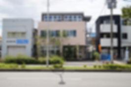 新社屋の設計 大阪 | 大阪 | Cooplanning | 尼崎市大西町 尼崎のオフィス 外観