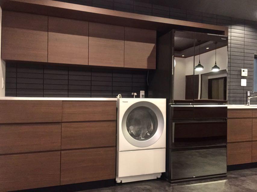 住宅リノベーション 大阪 | 大阪 | Cooplanning | 東大阪市龍間 生駒山荘の別荘 オーダーキッチン