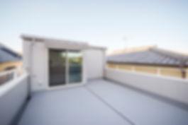 大阪狭山の注文住宅 | 大阪 | Cooplanning | 大阪狭山市 狭山の家 屋上テラス