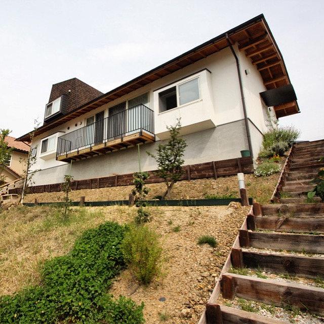 注文住宅 箕面 | 大阪 | Cooplanning | 箕面森町の注文住宅 外観