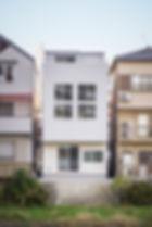 大阪府大阪狭山市 / 狭小住宅 . デザイン注文住宅 設計 / Coo Planning