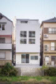 大阪狭山の注文住宅 | 大阪 | Cooplanning | 大阪狭山市 狭山の家 南側外観