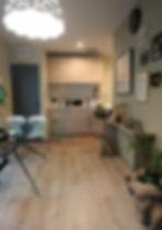 大阪府池田市の注文住宅 | 大阪 | Cooplanning | 池田の家 キッチンダイニング内観