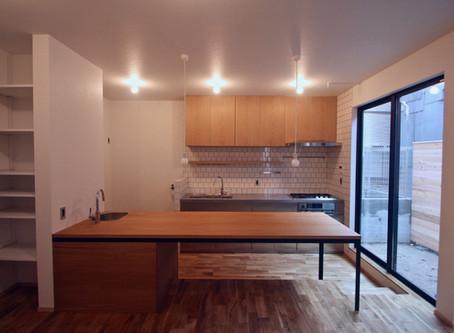 大阪市淀川区。設計士とつくる家。