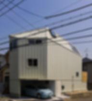 兵庫県宝塚市中山寺 / 狭小住宅 . デザイン注文住宅 設計 / Coo Planning