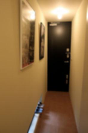 大阪府池田市の注文住宅 | 大阪 | Cooplanning | 池田の家 玄関