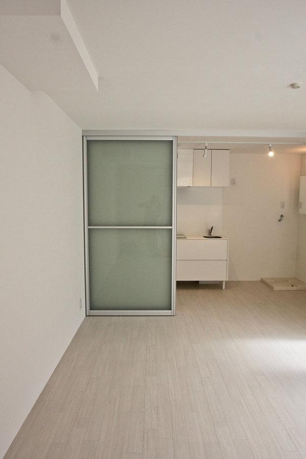 賃貸デザイナーズアパート 大阪 | 大阪 | Cooplanning | 芦屋市打出町 芦屋のアパートメント 1階ガレージ付き住戸 内装