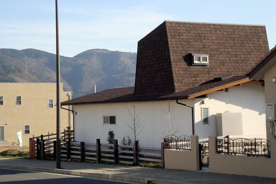 箕面の注文住宅 | 大阪 | Cooplanning | 箕面森町の注文住宅 外観